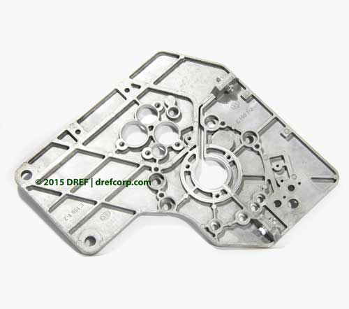 dref spare parts lateral plate left