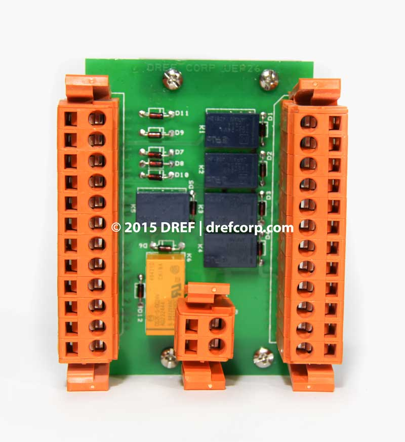 dref spare parts Monitoring PCB