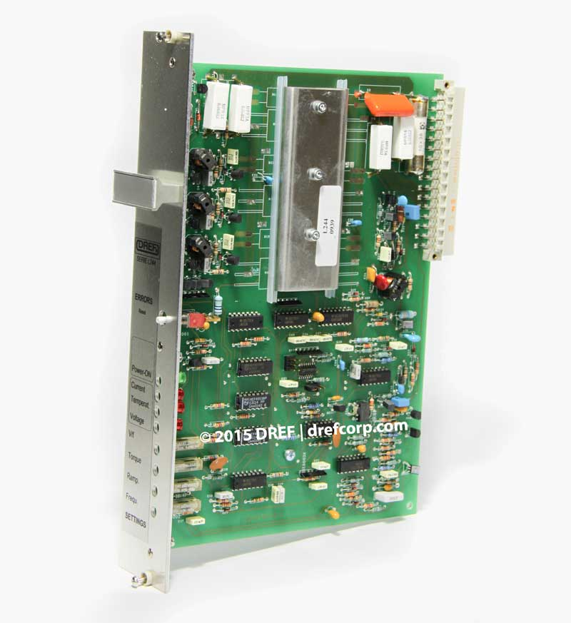 dref spare parts PC Board