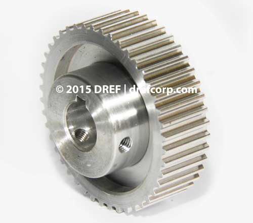 dref spare part Toothed Disc